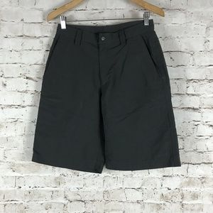 The North Face Men's Hiking Shorts Size 30 Gray